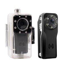 Mini Spy Camera 10M Waterproof Sport Mini Hidden 1080P Camera Dvr Motion Detection Camera With Infrared Night Vision Intl จีน