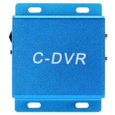 Mini Vga Dvr Security Surveillance Digital Video Recorder Support Tf Card Audio Record Motion Detection For Cctv 1200Tvl Camera Intl Unbranded Generic ถูก ใน สมุทรปราการ