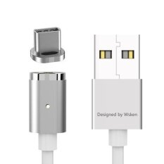 ส่วนลด Mini2 For Wsken Type C Magnetic Suction Usb Cable Silver Intl