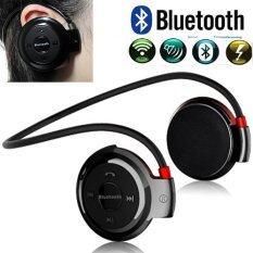 ซื้อ หูฟังไร้สาย Mini 503 Bluetooth 4 ชุดหูฟังสเตอริโอไร้สาย 503 Sport Mini หูฟังสเตอริโอ ช่องเสียบการ์ด Micro Sd วิทยุ Fm Intl ถูก