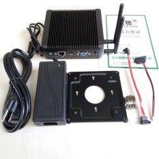MiniPC อุตสาหกรรม J1800; WiFi; RAM 4G; SSD 60G; 3ปี
