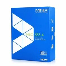 MINIX NEO Z83 - 4 Fanless Mini PC 64bit Windows 10