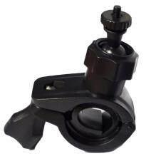 MIRROR HOLDER MOBIL CAM ตัวล็อกกล้องรถยนต์กับกระจกมองหลัง รุ่น หมุนเกลียว MB5