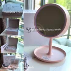 ซื้อ Mirror Lamps Led กระจกแต่งหน้าพร้อมไฟ Led เปิด ปิด ด้วยระบบสัมผัส Selfie เป็นต้นฉบับ