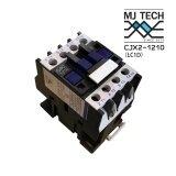 Mj Tech Magnetic Contactor แมคเนติก Cjx2 1210 Lc1D Coil 220Vac ถูก