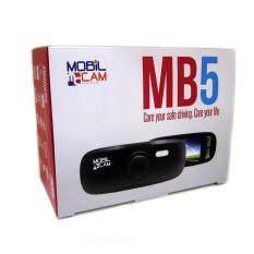 Mobil Cam MB-5 Car DVR FULL HD 1080P CAPACITOR DVR (หมดปัญหาเรื่องแบตฯบวม) รับประกันศูนย์ 1 ปี