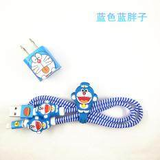 ขาย Mobile Cable Protect Cover Doraemon Intl ราคาถูกที่สุด