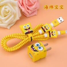 Mobile Cable Protect Cover Minions Intl ใหม่ล่าสุด