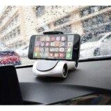 ราคา ที่จับมือถือ ในรถยนต์ ติดคอนโทรลรถ Mobile Phone Bracket Same Car For All Smart Phone ราคาถูกที่สุด