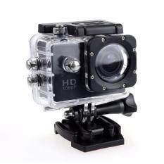 "Mobile Sport Action Camera 2.0"" LCD Full HD 1080P No WiFi (สีดำ)"