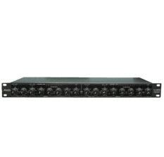 MODIFY CL-166XL COMPRESSOR Limitter With GATE อุปกรณ์แต่งเสียง - Black