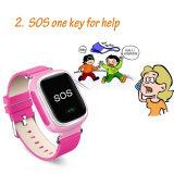 ราคา Moonar Q60 Gps แกรม Gprsnปัญญาสากลติดตามป้องกันการสูญหายรีโมทหน้าจอโทรศัพท์นาฬิกาหรูสำหรับเด็กN สีชมพู ใหม่