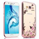 ทบทวน Mooncase Case For Samsung Galaxy A5 2015 Secret Garden Premium Soft Tpu Plating Bling Glitter Transparent Back Case Rose Intl Mooncase