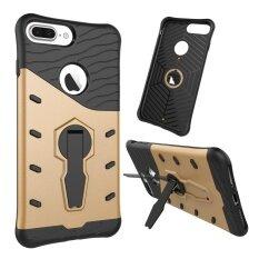 ขาย ซื้อ Mooncase สำหรับ Apple Iphone 8 พลัส Iphone 7 พลัส 5 5 360°Rotate มีขาตั้งพับเก็บได้ ไฮบริดช็อก Absorbing คู่ชั้นหุ้มเกราะกรณีทนทาน นานาชาติ ใน ฮ่องกง
