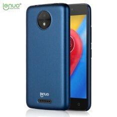 โปรโมชั่น Lenuo แฟชั่นโทรศัพท์มือถือ Shell กลับปกคลุมกรณีฮาร์ด Pc สำหรับ Motorola Moto C 5 นิ้ว