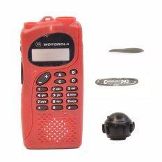 Motorola อะไหล่วิทยุสื่อสาร ฝาหน้า พร้อมอุปกรณ์ Commander 245