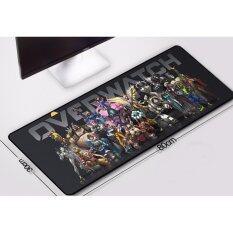 ขาย ซื้อ Mousepad แผ่นรองเม้าส์สำหรับเล่นเกม เกมมิ่ง ขนาดใหญ่ Overwatch Hero ขนาด 80X30 Cm กรุงเทพมหานคร