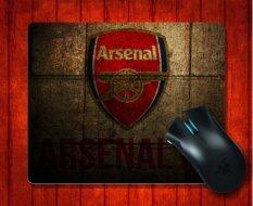ขาย ซื้อ ออนไลน์ Mousepad Arsenal Fc55 Sport Fine For Mouse Mat 240 200 3Mm Gaming Mice Pad Intl