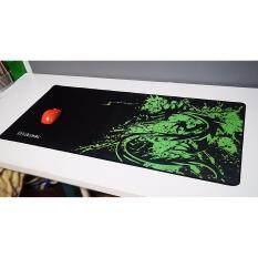 ขาย Mousepad แผ่นรองเม้าส์สำหรับเล่นเกม เกมมิ่ง ขนาดใหญ่ Green Dragon ขนาด 90X40 Cm Unbranded Generic ผู้ค้าส่ง