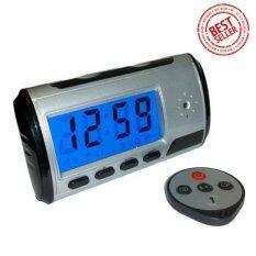 ทบทวน ที่สุด Mr Home กล้องจิ๋วนาฬิกาตั้งโต๊ะ อัด Vdo ได้ รุ่น Spy Clock