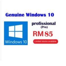 ราคา Ms Windows 10 Professional Pro Intl ใหม่