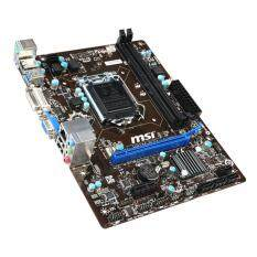 ส่วนลด Msi M B Main Mother Board Socket 1150 H81M P33 Msi