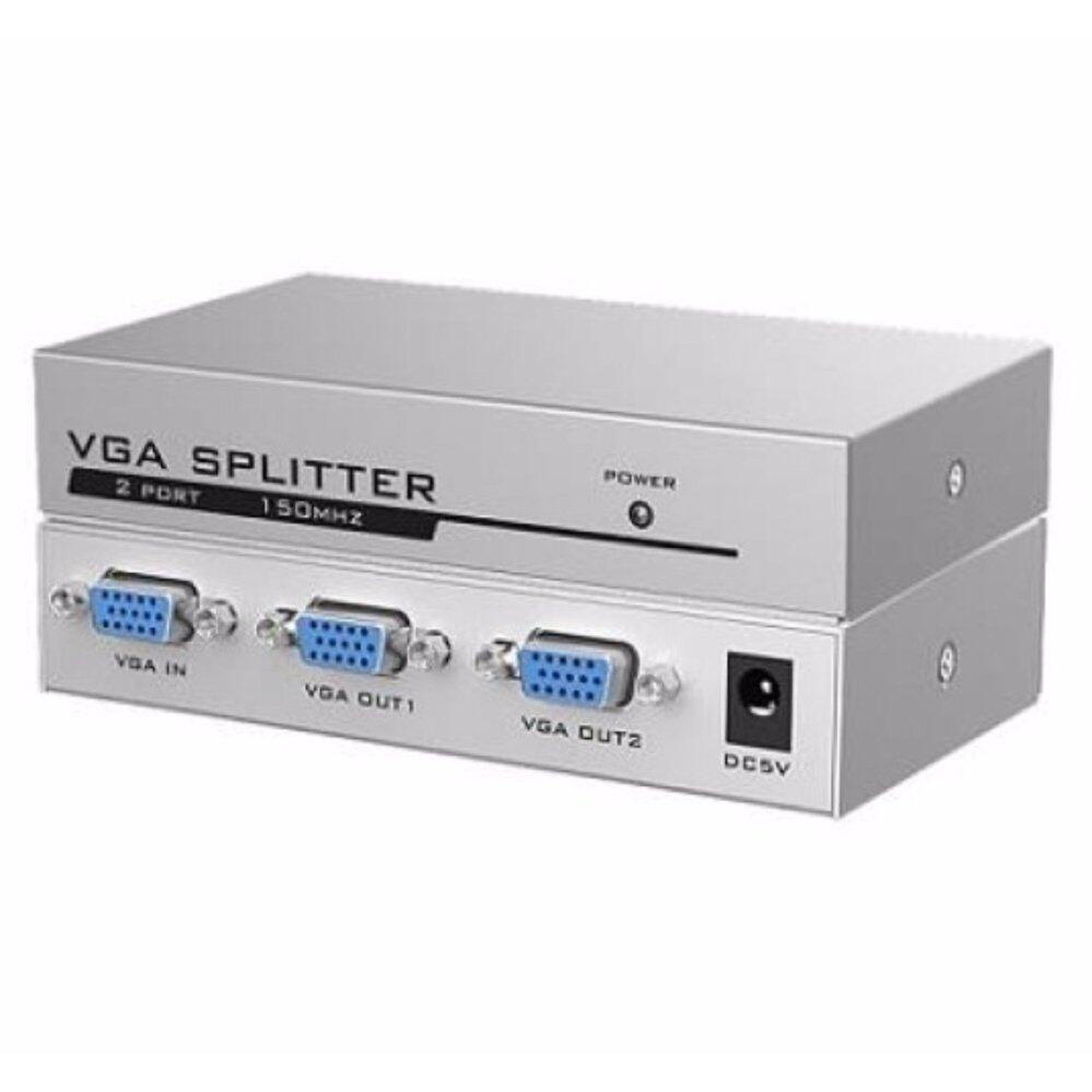 MT-VIKI 150 Mhz 2 Port VGA Splitter