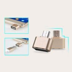 Multifuntional Small Micro Usb 2 Otg Adapter Hub Converters Camera Tablet Mp3 Cable For Xiaomi Samsung Galaxy S3 S4 Sony Lg Intl เป็นต้นฉบับ