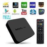 ทบทวน Mxq 4K กล่อง Smart Tv Android 6 Smart Tv Box Mxq Quad Core Full Hd 1080P