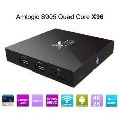 ราคา Mxq Android Smart Box X96 Uhd 4K 64Bit Cpu Android Marshmallow 6 ใหม่