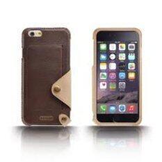 ขาย N Max N เคส Iphone 6 6S หนังแท้ Minimalist Series Classic Coffee ออนไลน์ ไทย