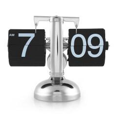 ซื้อ Aukey ผนังนาฬิกาตั้งโต๊ะนาฬิกาอัตโนมัติอีกจำนวนการออกแบบ ถูก Thailand