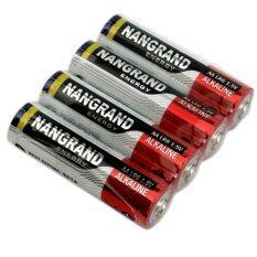ส่วนลด Nangrand Aa Lr6 1 5V Alkaline 60 Pcs ถ่าน แบตเตอร์รี่ ชนิดกล่อง