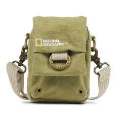 National Geographic Earth Explorer Medium Camera Pouch Shoulder Strap Ng 1153 กระเป๋าสะพายไหล่สะพายข้างกล้องมิลเล่อร์เลส มินิ หรือซีเอสซี กระเป๋าคาดเอวกล้องมิลเล่อร์เลส มินิ หรือซีเอสซี กระเป๋าสะพายไหล่ข้างกล้องคาดเอวกล้อง Mini Mirrorless หรือ Csc ใหม่ล่าสุด