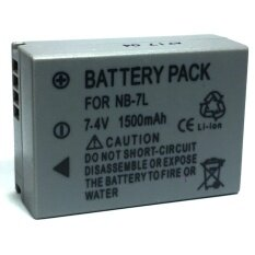 ขาย แบตเตอรี่กล้อง รหัสแบต Nb 7L Nb7L 1500Mah แบตกล้องแคนนอนCanon For Canon Powershot G10 G11 G12 Powershot Sx30 Is Replacement Battery For Canon For Canon ใน กรุงเทพมหานคร