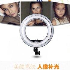 [แนะนำ!!] ไฟรีวิว ตาวงแหวนถ่ายแสงแต่งหน้า ความงามพร้อมกระจก แป้นวางมือถือ สำหรับถ่ายสินค้า ถ่ายคลิป รีวิวสินค้า