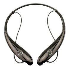 ขาย Neckband Hv 900 Bluetoothsports Headset Black ออนไลน์