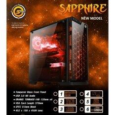 ขาย Neolution E Sport Gaming Case Sapphire New Model เคสคอมพิวเตอร์รุ่นใหม่สำหรับนักเล่นเกมส์ รองรับชุดน้ำ จากค่าย Neolution E Sport รับประกันศูนย์ 1 ปี Neolution E Sport ถูก