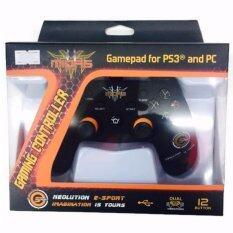 Neolution E-Sport Midas Gen 2 PS3/PC Wired Gamepad NEW