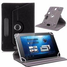 New 10.1 Inch Universal Crystal Plain Leather Case Smart Cover Holder Stand For Android Tablet Pad Mini W0i15 T18 0.45 - Intl.