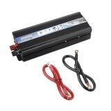 ซื้อ New 2000W Dc 12V To Ac 220V Car Auto Power Inverter Sine Wave Charger Converter Intl Agbistue