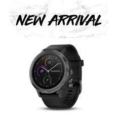 ซื้อ New Arrival Garmin Vivoactive 3 Black Gunmetal นาฬิกาอัจฉริยะ ถูก