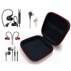 ซื้อ New For Apple Airpods Earphones Case Box Pocket Holder Evauniversal Black Intl จีน