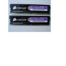 New for Corsair 2x 1GB 2Rx8 PC2-6400 DDR2-800MHz 240Pin DIMM Desktop Memory RAM