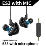 ราคา New Kz Es3 1Dd 1Ba Hybrid In Ear Earphone Hifi Dj Monito Running Sport Earphones Earplug Headset Earbud Kz Zst Kz Zs5 Kz Zs6 With Mic Intl เป็นต้นฉบับ Kz