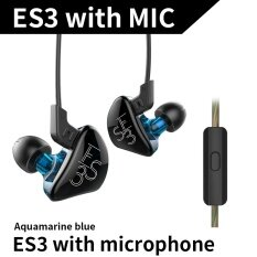 ซื้อ New Kz Es3 1Dd 1Ba Hybrid In Ear Earphone Hifi Dj Monito Running Sport Earphones Earplug Headset Earbud Kz Zst Kz Zs5 Kz Zs6 With Mic Intl Kz