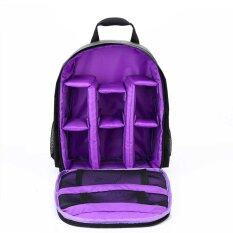 ส่วนลด New Multi Functional Small Dslr Digital Camera Video Backpack Bag Waterproof Outdoor Camera Bag Intl จีน