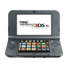 New Nintendo 3ds XL US Version (Black)