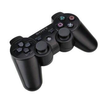 ล่าสุด ใหม่อย่างเป็นทางการของแท้ PS3 บลูทูธไร้สาย DualShock 3 Controller INTL - INTL ราคาถูกที่สุด