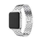 ทบทวน ที่สุด New Stainless Steel Watch Band Replacement Strap For Apple Watch Series 3 42Mm Intl